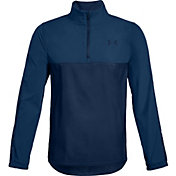 Under Armour Boys' Windstrike ½ Zip Golf Pullover