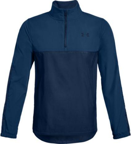 Under Armour Boys' Windstrike ½ Zip Golf Pullover