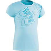 Under Armour Little Girls' Big Logo Graphic T-Shirt