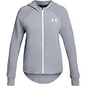 Under Armour Girls's Finale Full-Zip Hoodie