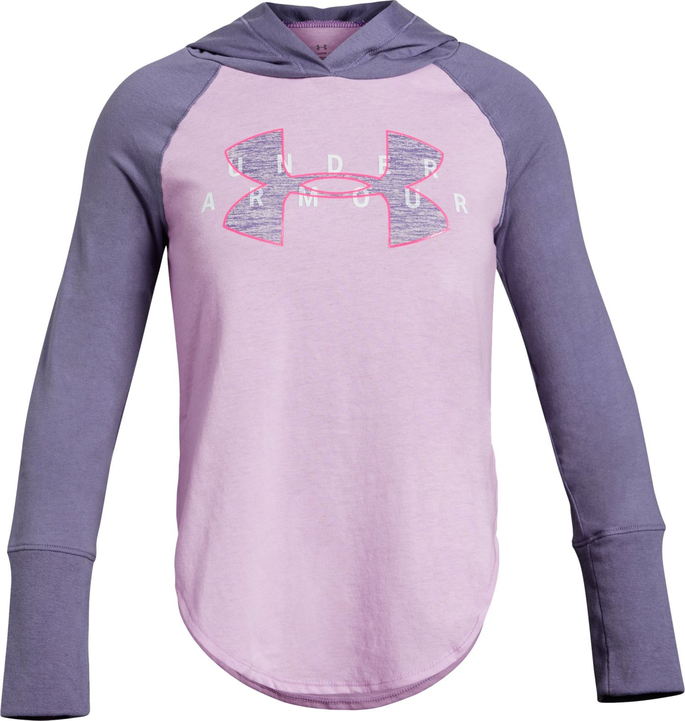 Under Armour Girl's Finale Layer Hoodie