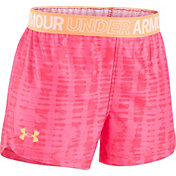 Under Armour Little Girls' Haze Play Up Shorts