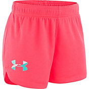 Under Armour Little Girls' Imprint Shorts
