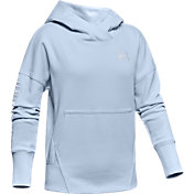 Under Armour Girl's Unstoppable Double Knit Hoodie