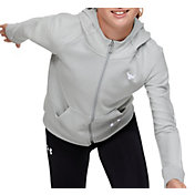 Under Armour Girls' Project Rock Full Zip Hoodie