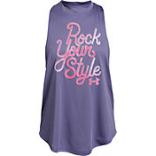 Under Armour Girl's Rock Your Style Tank Top