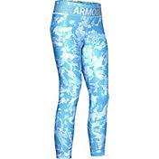 Under Armour Girls' Armour HG Printed Crop Pants