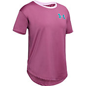 Under Armour Girls' Armour HG T-Shirt