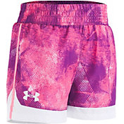 Under Armour Little Girls' Orion Sprint Shorts