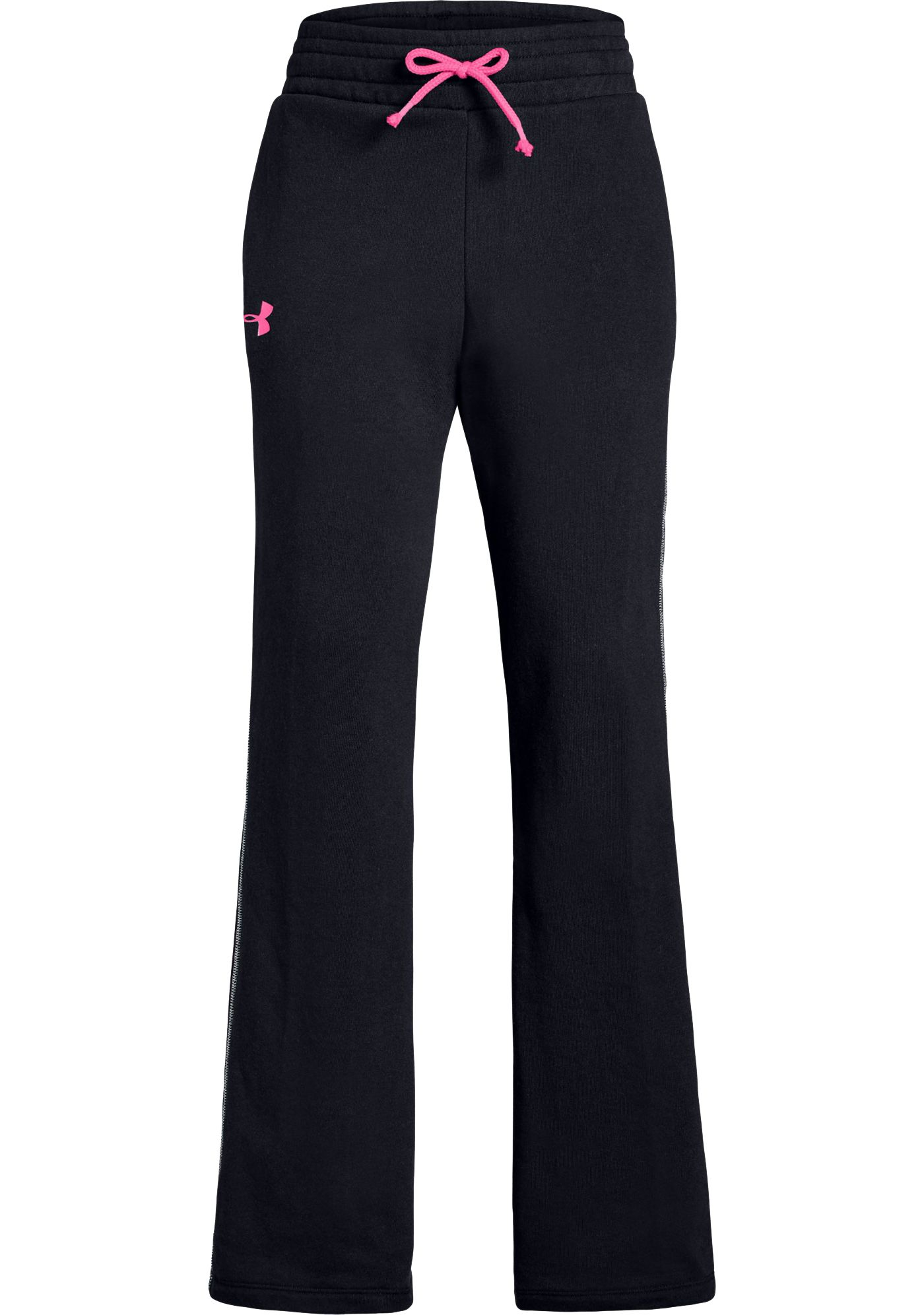Under Armour Girl's Rival Terry Track Pants