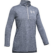 Under Armour Girl's Tech ½ Zip Long Sleeve Shirt