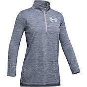 Under Armour Girl's Tech ½ Zip Long Sleeve Shirt