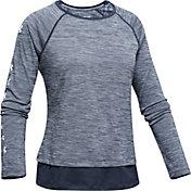 Under Armour Girl's Tech Crewneck Sweatshirt