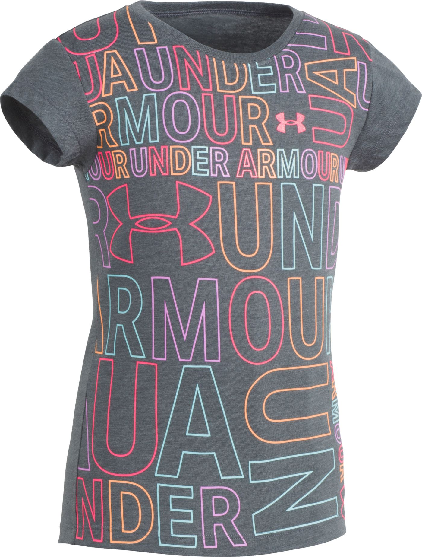 Under Armour Little Girls' Trance Graphic T-Shirt