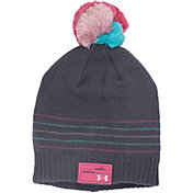 Under Armour Girl's Triple Scoop Beanie