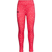 Under Armour Little Girls' Wordmark Leggings