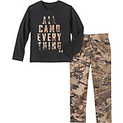 Under Armour Infant Boys' All Camo Everything T-Shirt and Pants Set