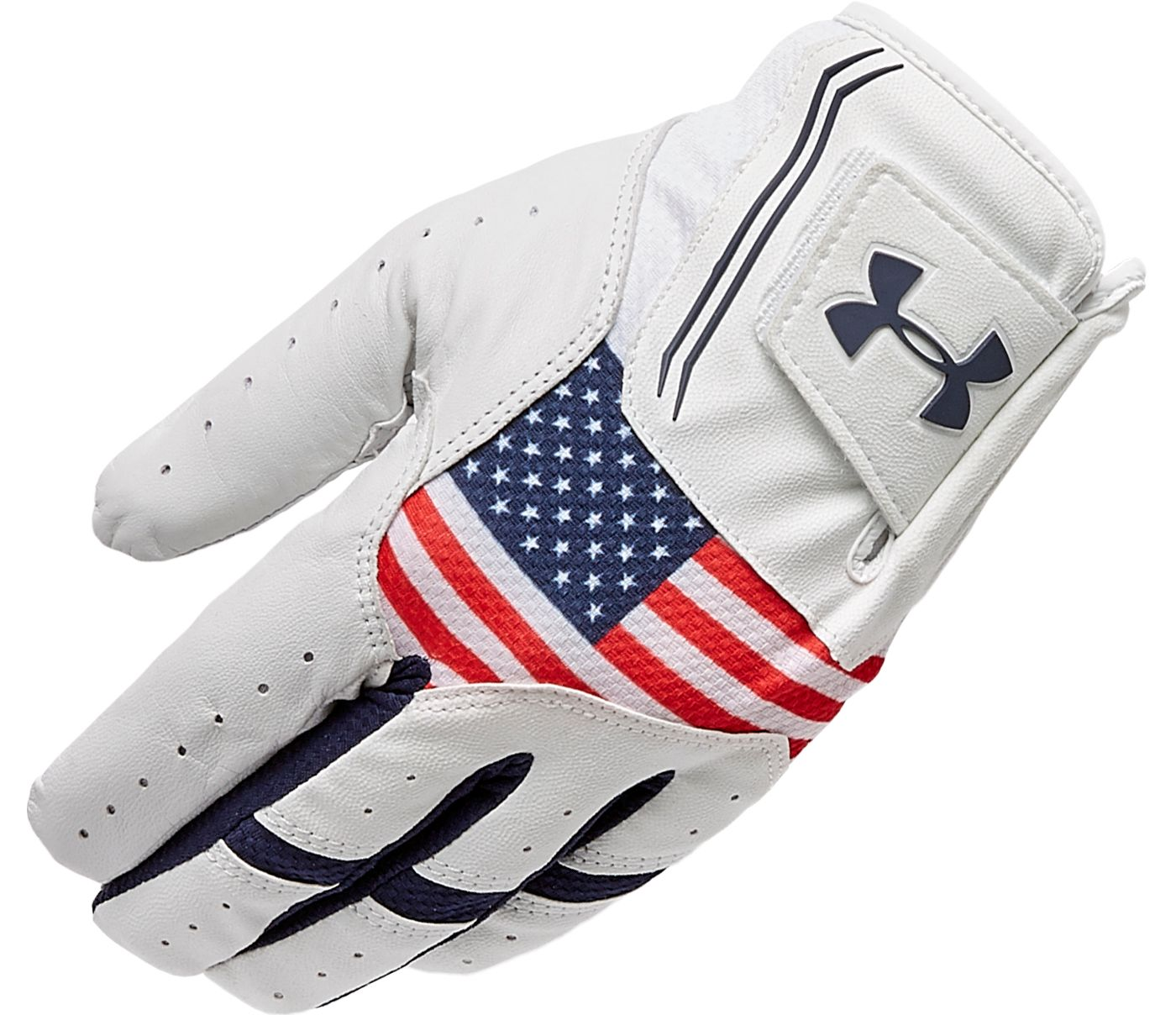2019 Under Armour Iso Chill USA Golf Glove