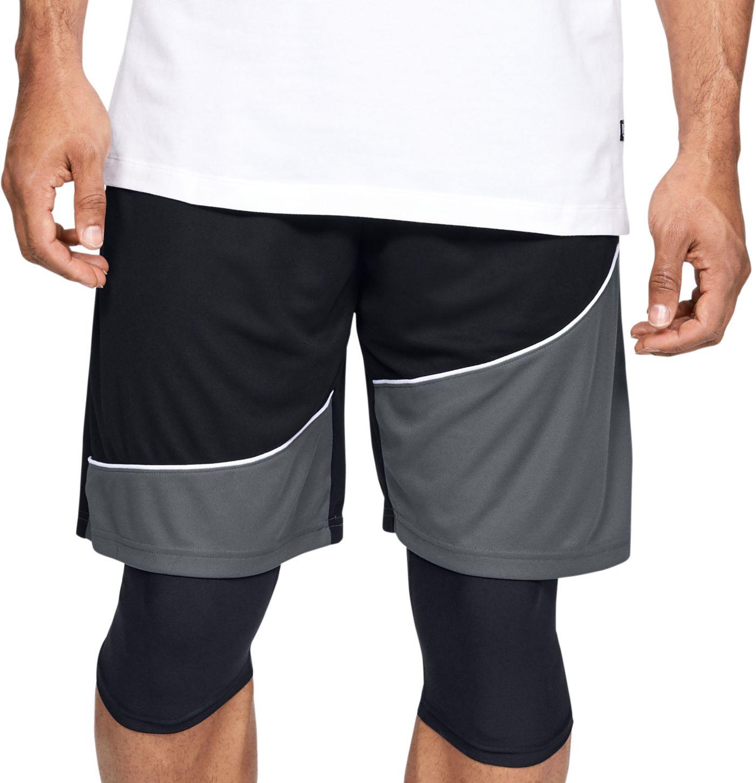 Under Armour Men's Baseline 10'' Basketball Shorts