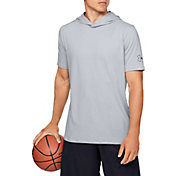 Under Armour Men's Short Sleeve Hooded T-Shirt