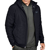 Under Armour Men's ColdGear Reactor Performance Hybrid Jacket