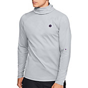 Under Armour Men's ColdGear RUSH Hooded Long Sleeve Shirt