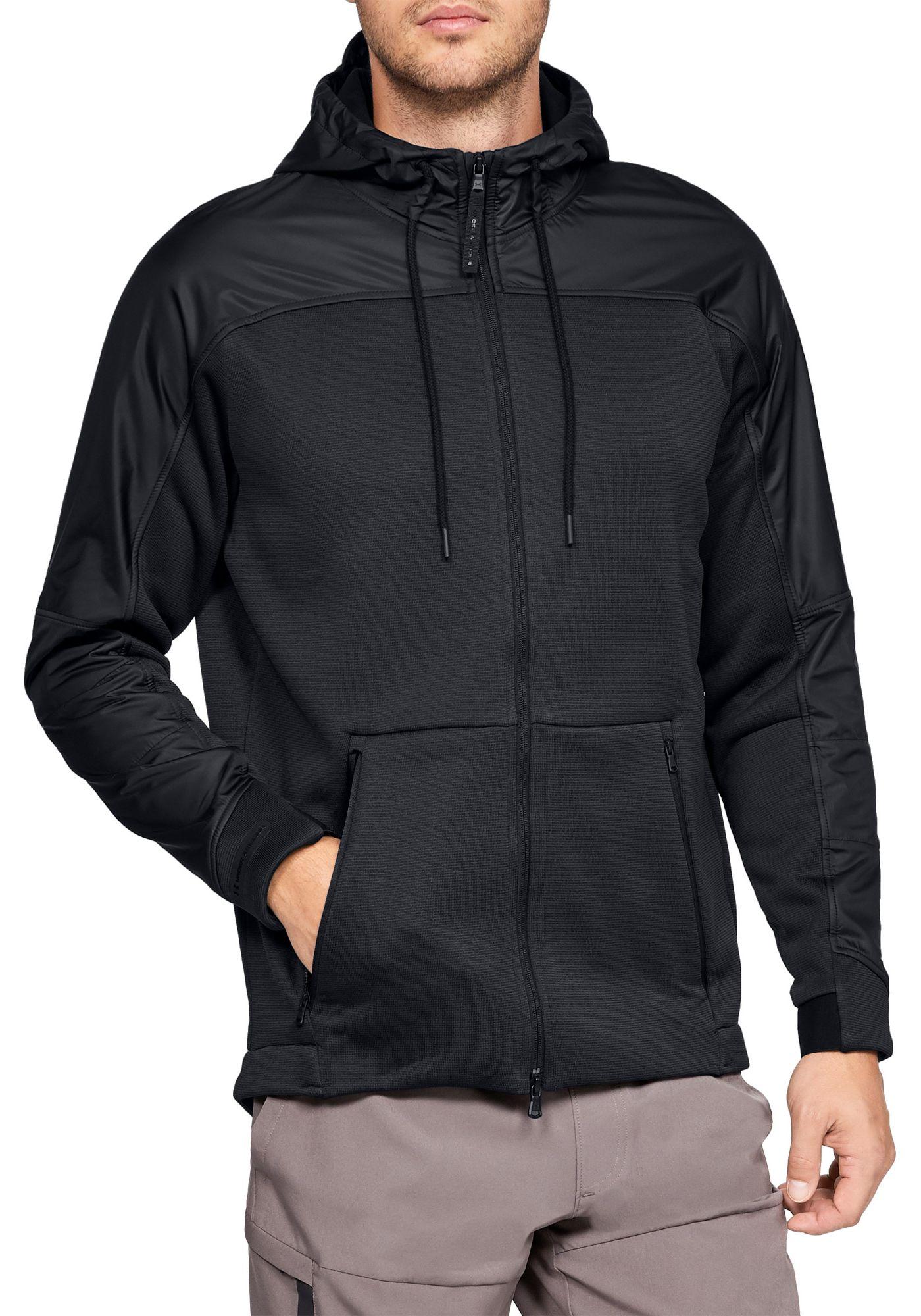 Under Armour Men's ColdGear Swacket Jacket (Regular and Big & Tall)