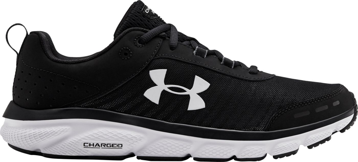 Under Armour Men's Charged Assert 8 Running Shoes