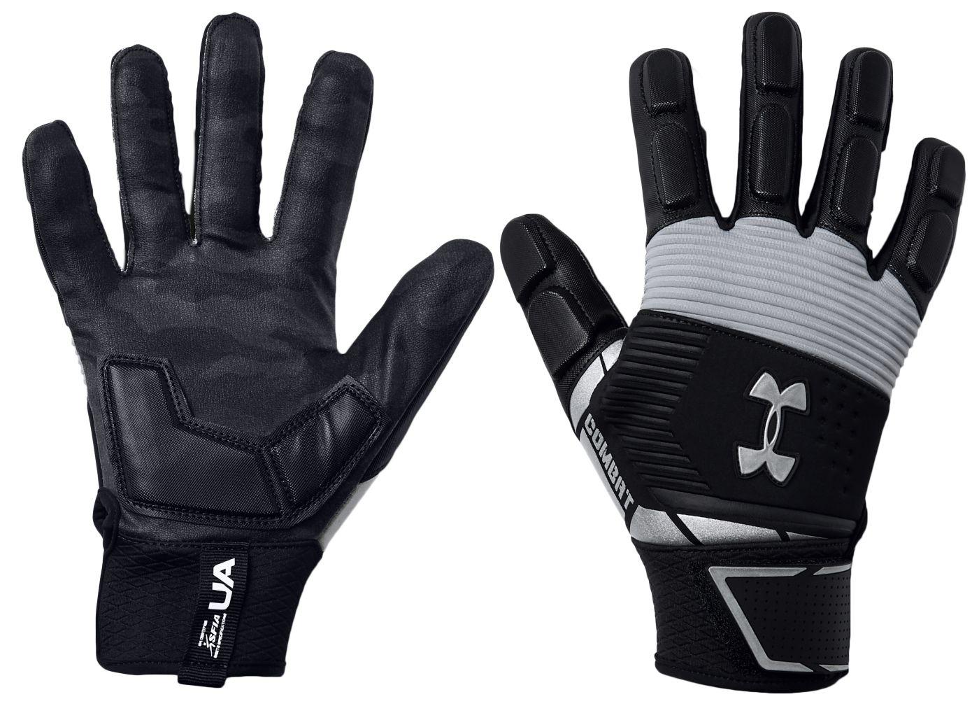 Under Armour Adult Combat Lineman Gloves 2019