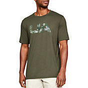 Under Armour Men's Camo Fill T-Shirt
