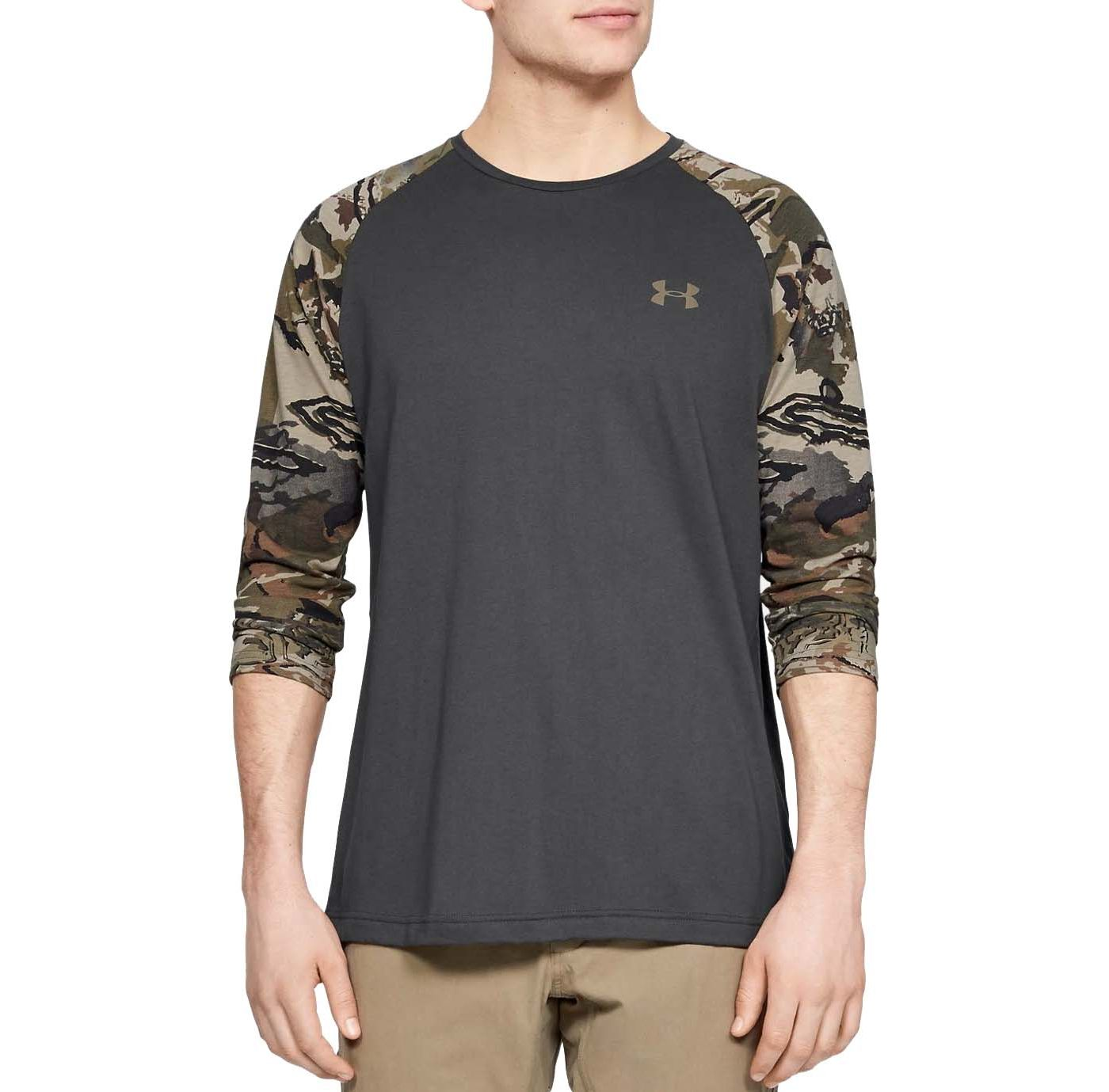 UA Men's Camo Sleeve Utility T-Shirt