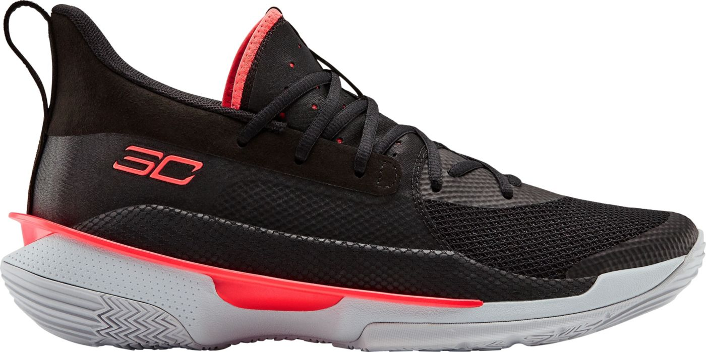 Under Armour Curry 7 Basketball Shoes