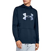 Under Armour Men's Armour Fleece Big Logo Graphic Hoodie (Regular and Big & Tall)