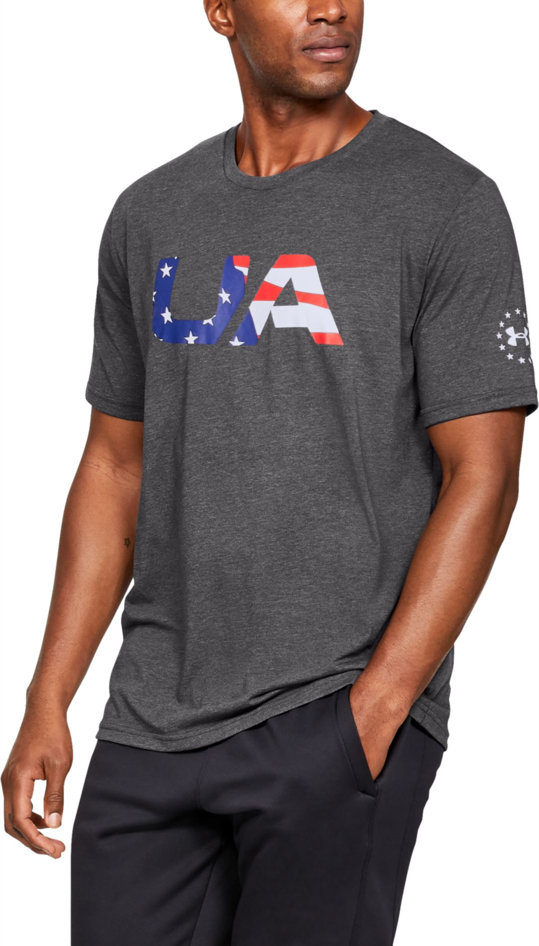 Under Armour Men's Freedom Tactical Graphic T-Shirt