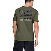 Under Armor Men's Freedom Banner T-Shirt