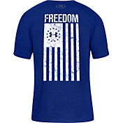 Under Amour Men's Freedom Flag T-Shirt