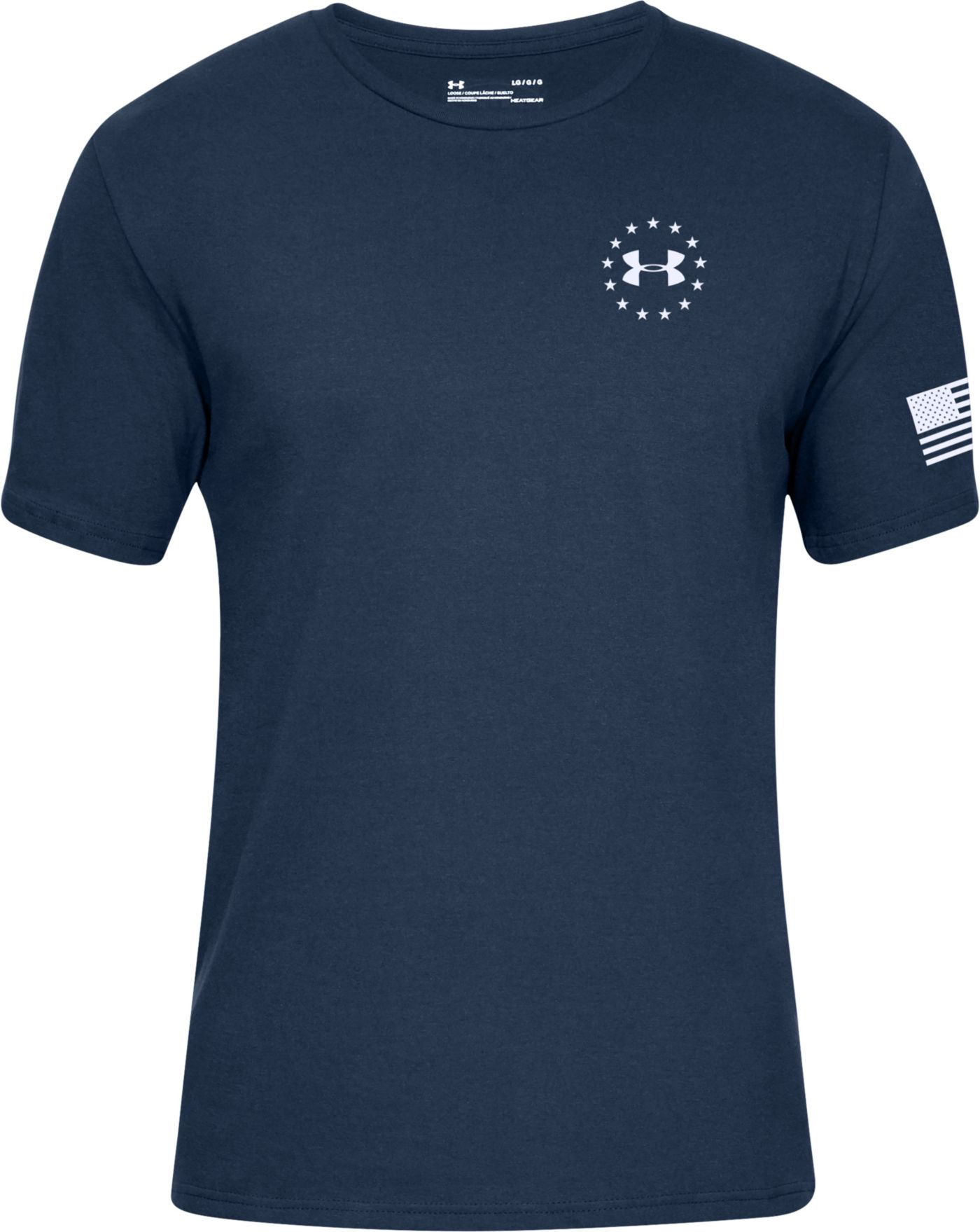 Under Armour Men's Freedom Flag Graphic T-Shirt