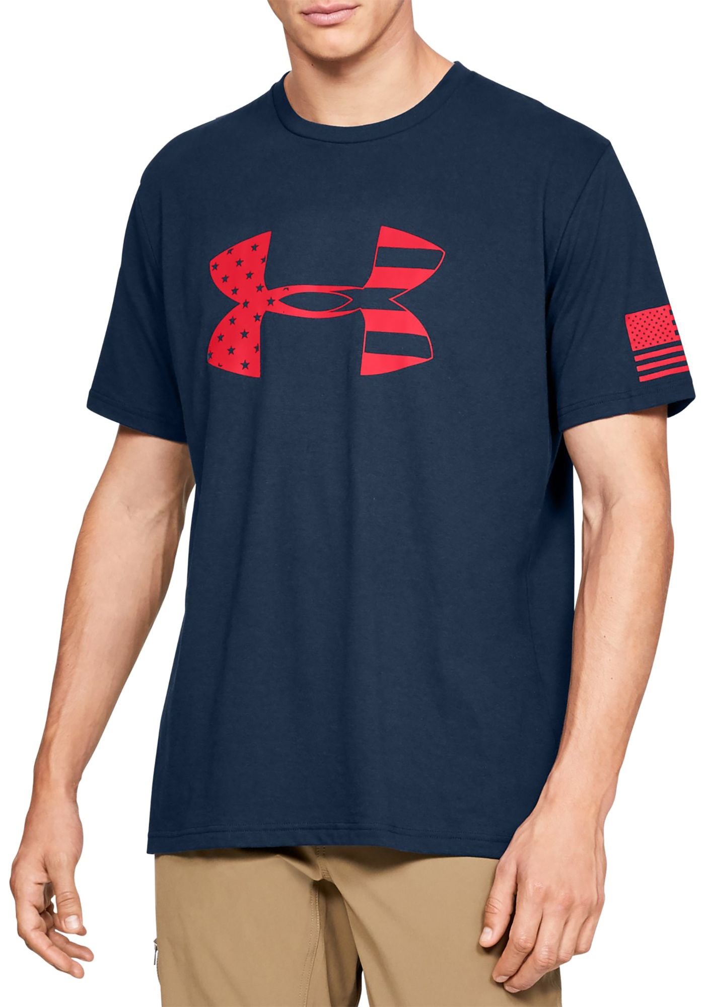 Under Armour Men's Freedom Tonal T-Shirt
