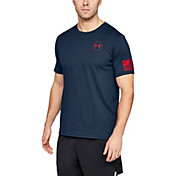 Under Armour Men's Freedom Express T-Shirt (Regular and Big & Tall)