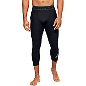 Under Armour Men's HeatGear 3/4 Compression Legging