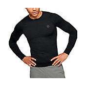 Under Armour Men's RUSH HeatGear Compression Long Sleeve Shirt