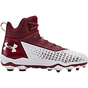 Under Armour Men's Hammer Mid MC Football Cleats
