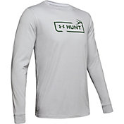 Men's UA Hunt Logo Long Sleeve Hunting Shirt