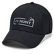 UA Men's Hunt Storm Stretch Fit Hat
