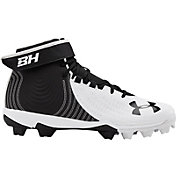 Under Armour Men's Harper 4 Mid RM Baseball Cleats