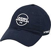 Under Armour Men's Jordan Spieth Washed Cotton Golf Hat
