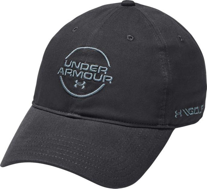 184b3470757 Under Armour Men's Jordan Spieth Washed Cotton Golf Hat | Golf Galaxy