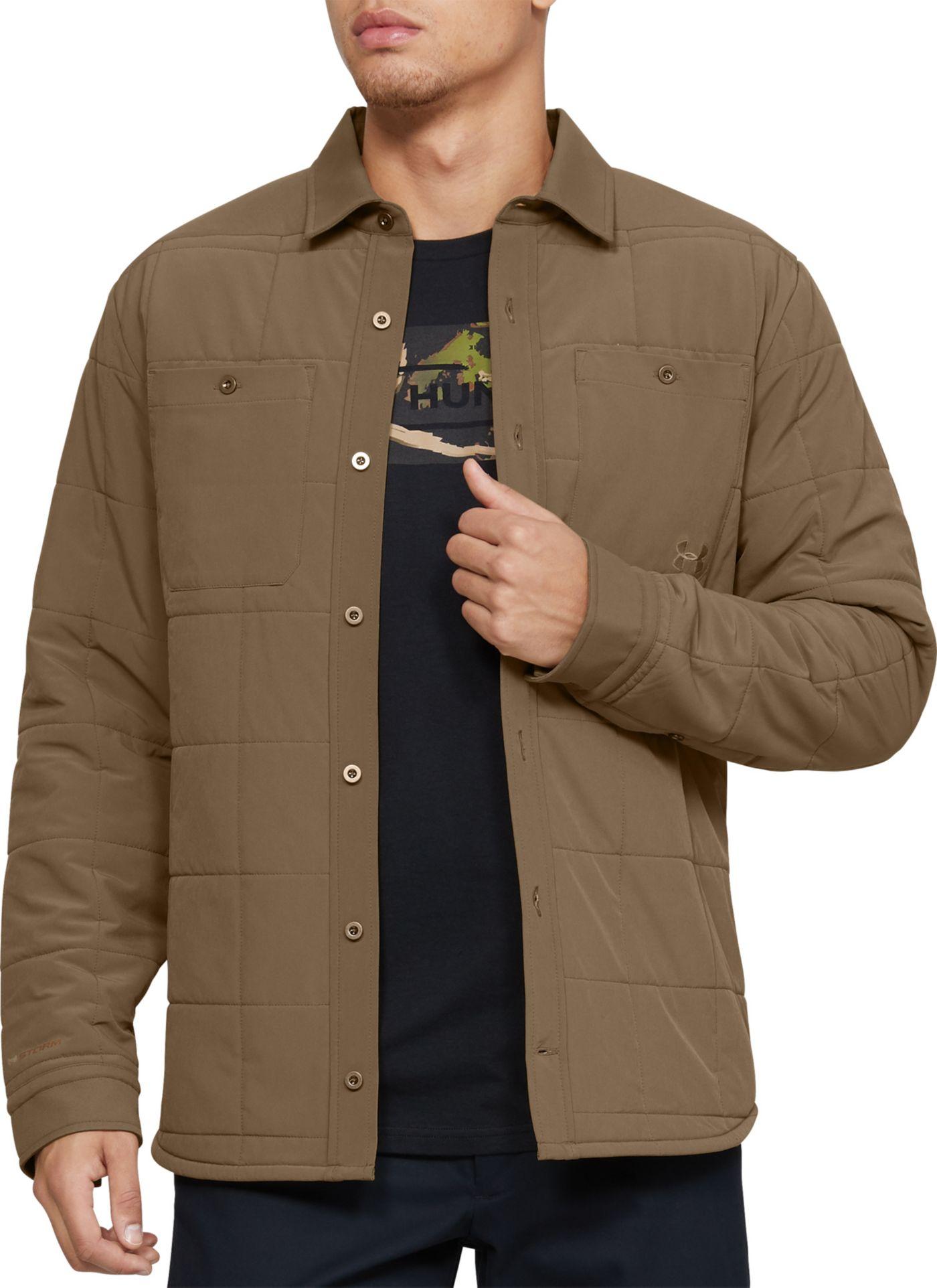 Under Armour Men's CG Latitude Shacket Jacket