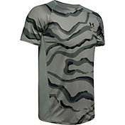 Under Armour Men's MK1 Printed Short Sleeve T-Shirt