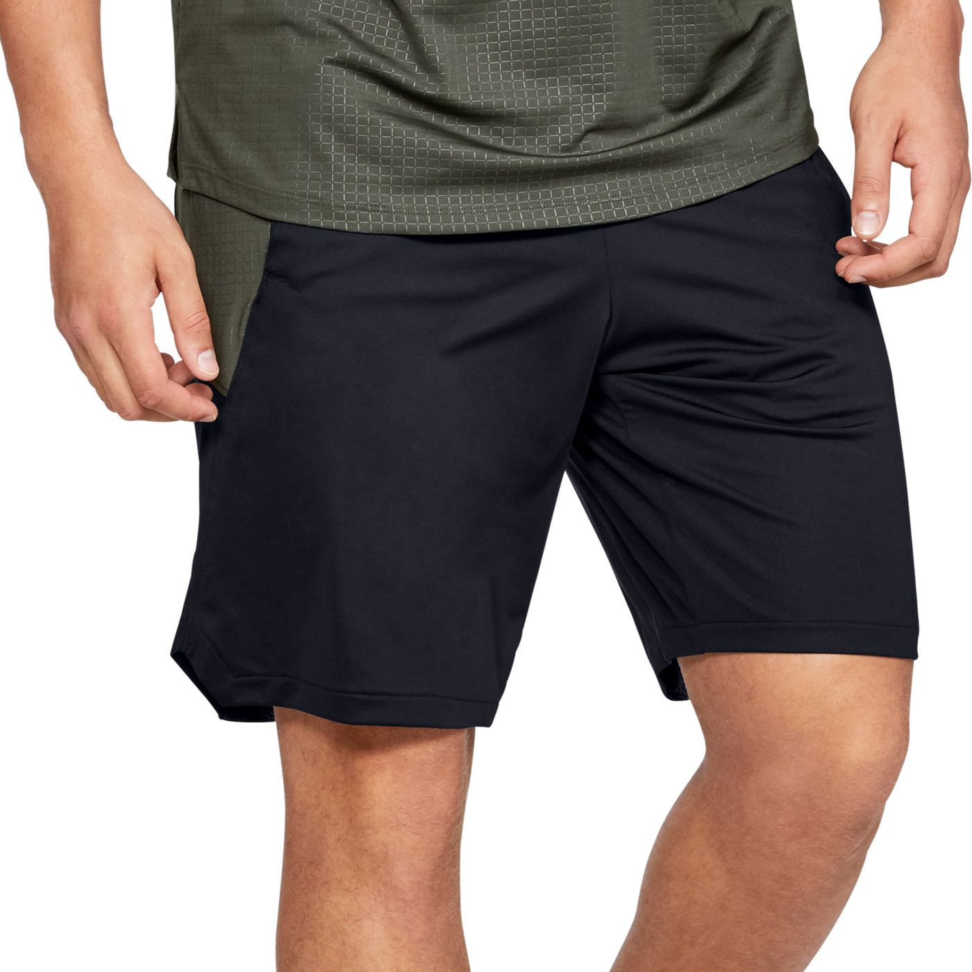 Under Armour Men's MK-1 Embossed Print Shorts